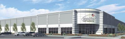 New Inalfa plant rendering