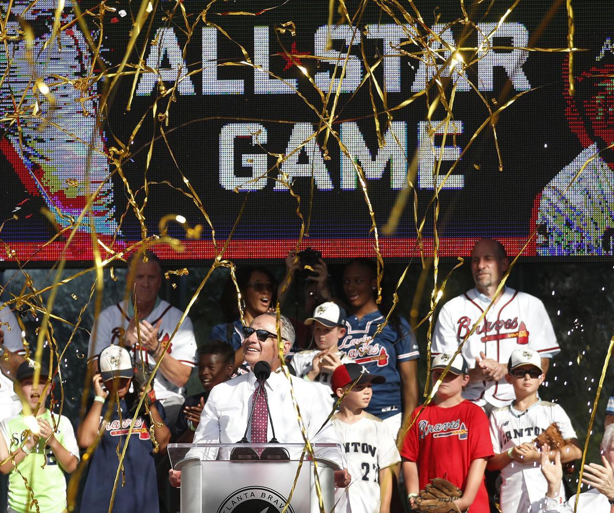 All Star 2021 Atlanta Baseball