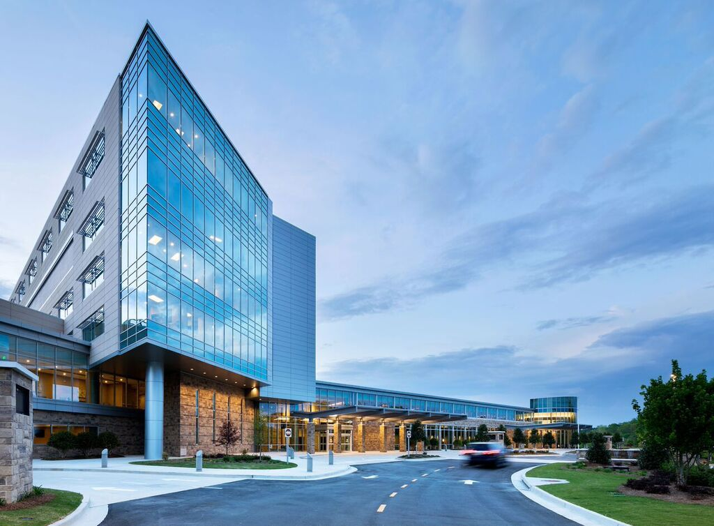 Northside Hospital Cherokee officially open | Top Stories Lifestyle ...