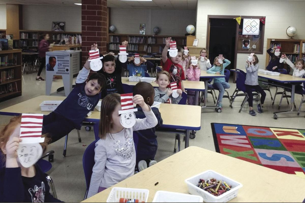 Read Across America - Arnold Mill ES