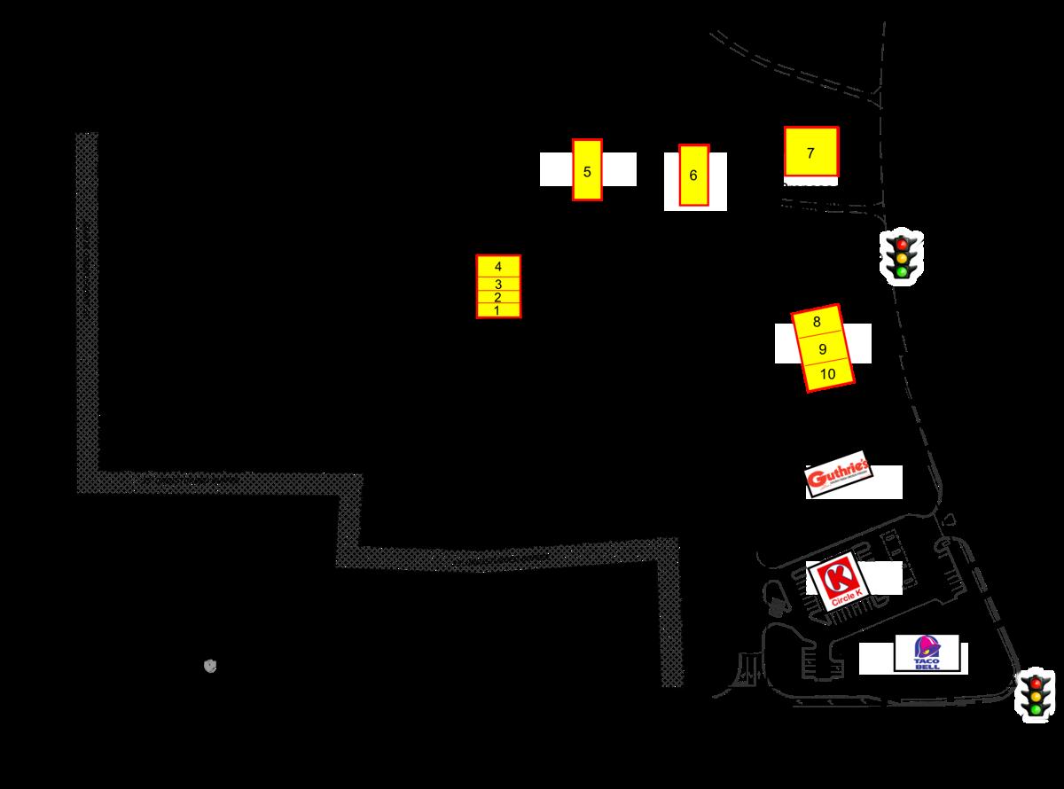 Macedonia intersection map