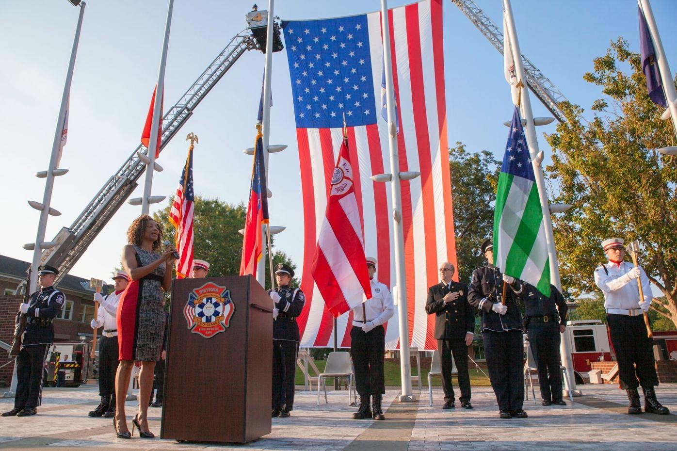 Smyrna Sept. 11 memorial