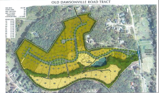 old dawonville road annexation