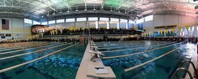 All-County Boys Swimming