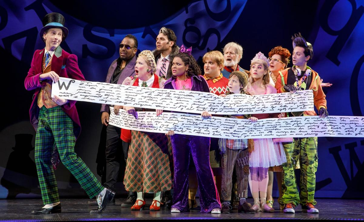 091819_MNS_Broadway_Charlie_001 Noah Weisberg and cast