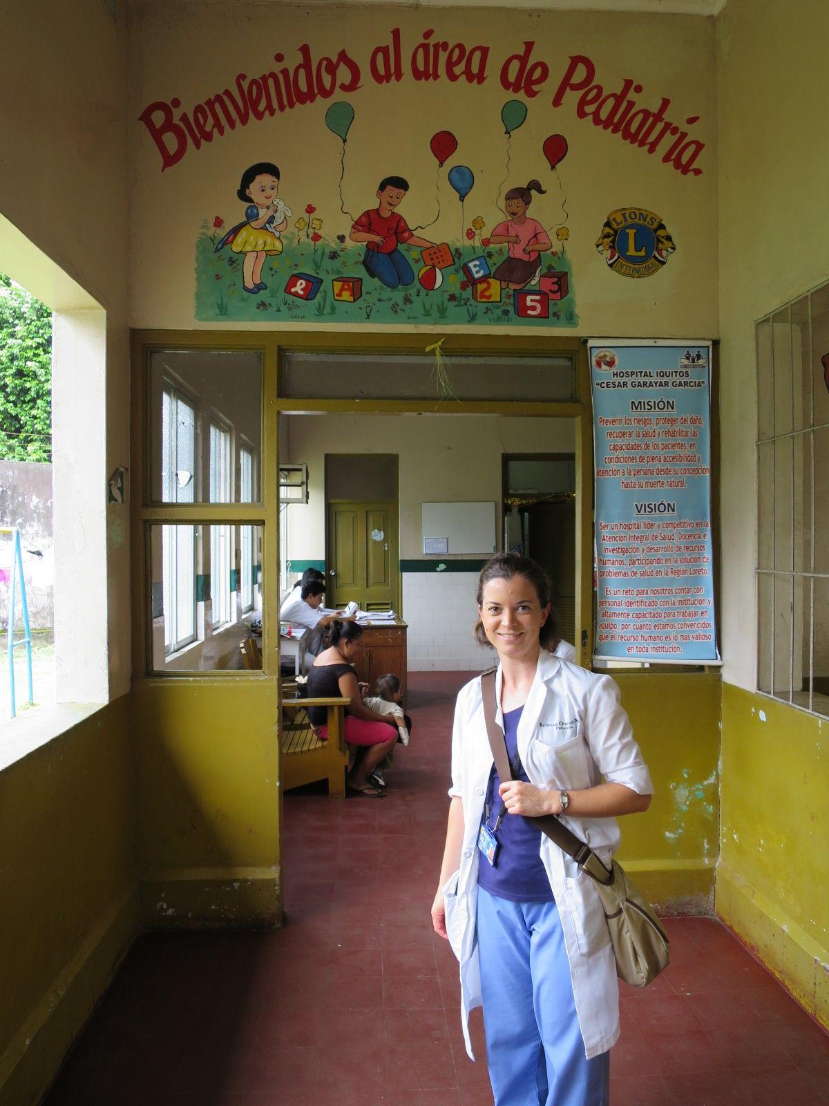 Dr. Rebecca Chancey Peru
