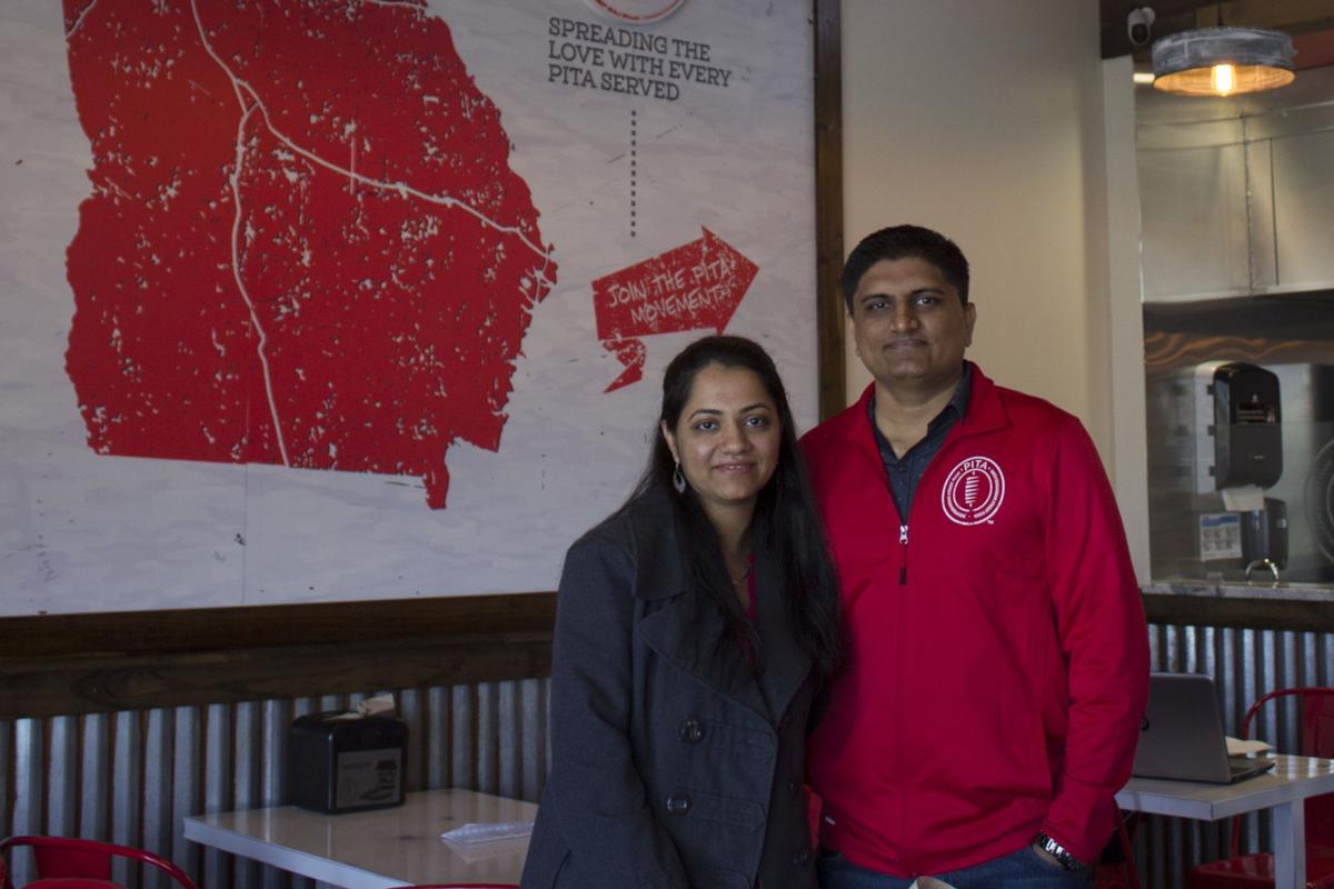 Nilesh and Zankhana Patel