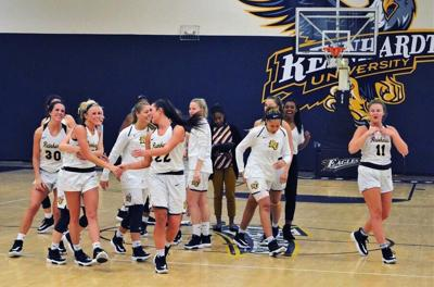 Playing fast: Reinhardt women's basketball off to best start in program history