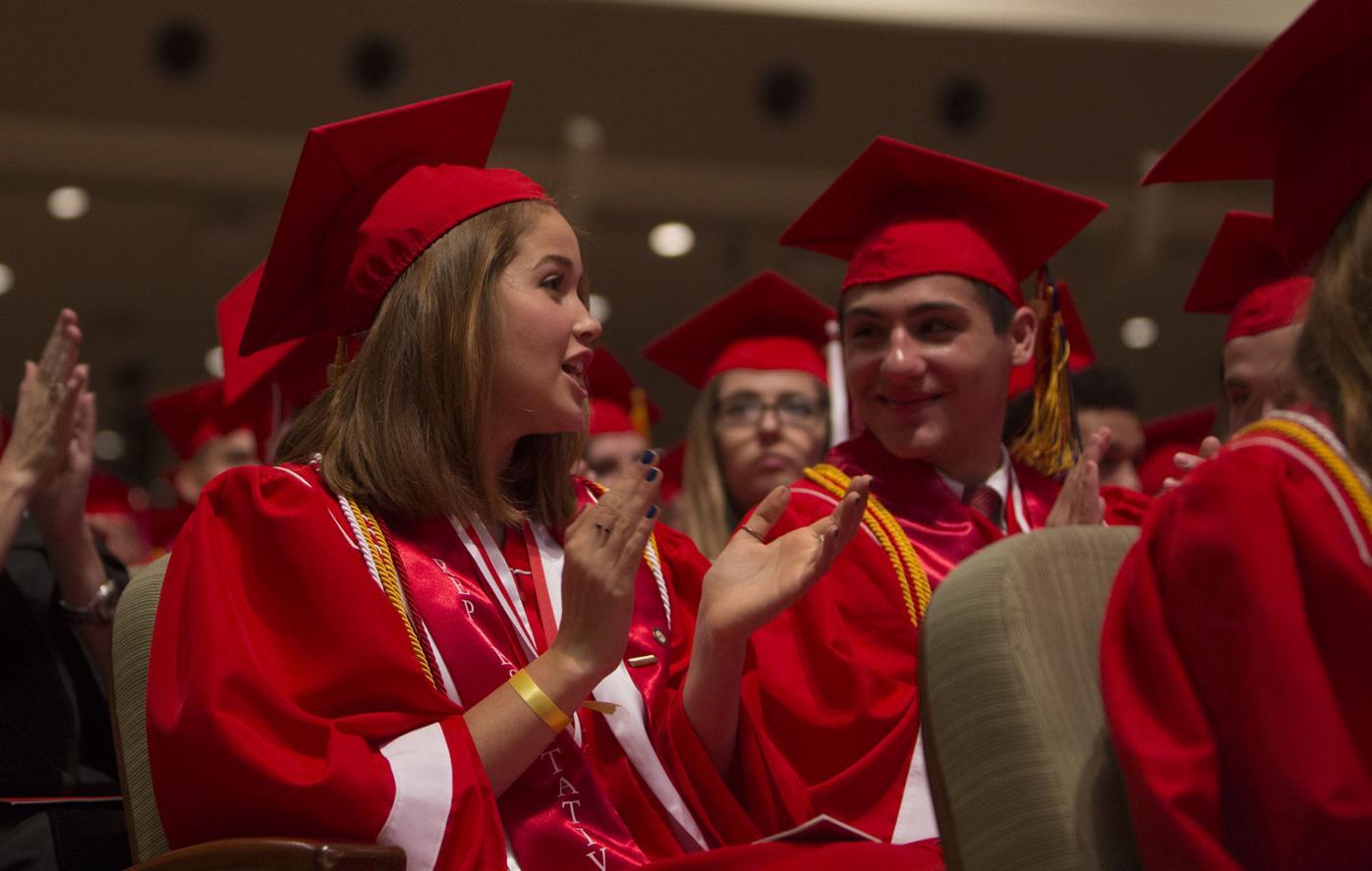 Cherokee graduation 2016