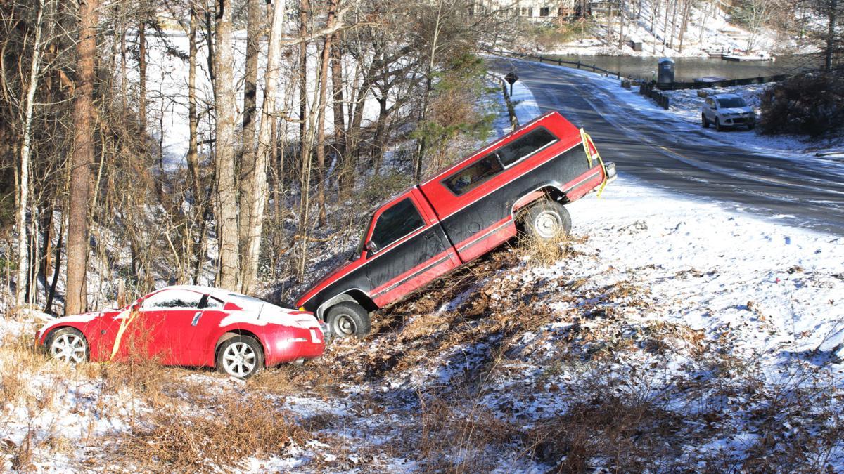 Road closures and delays around Cherokee County