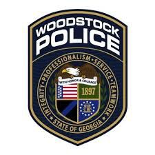 Woodstock police department logo
