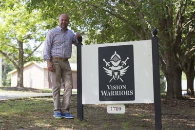 Vision Warriors, Kirk Driskell