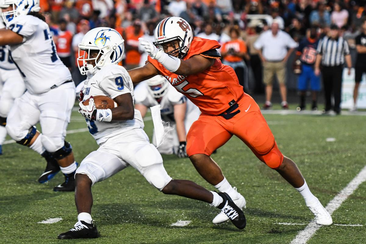 North Cobb High School vs Etowah High School Friday Night Football Action
