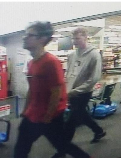 Sheriff's office on lookout for suspects in truck theft