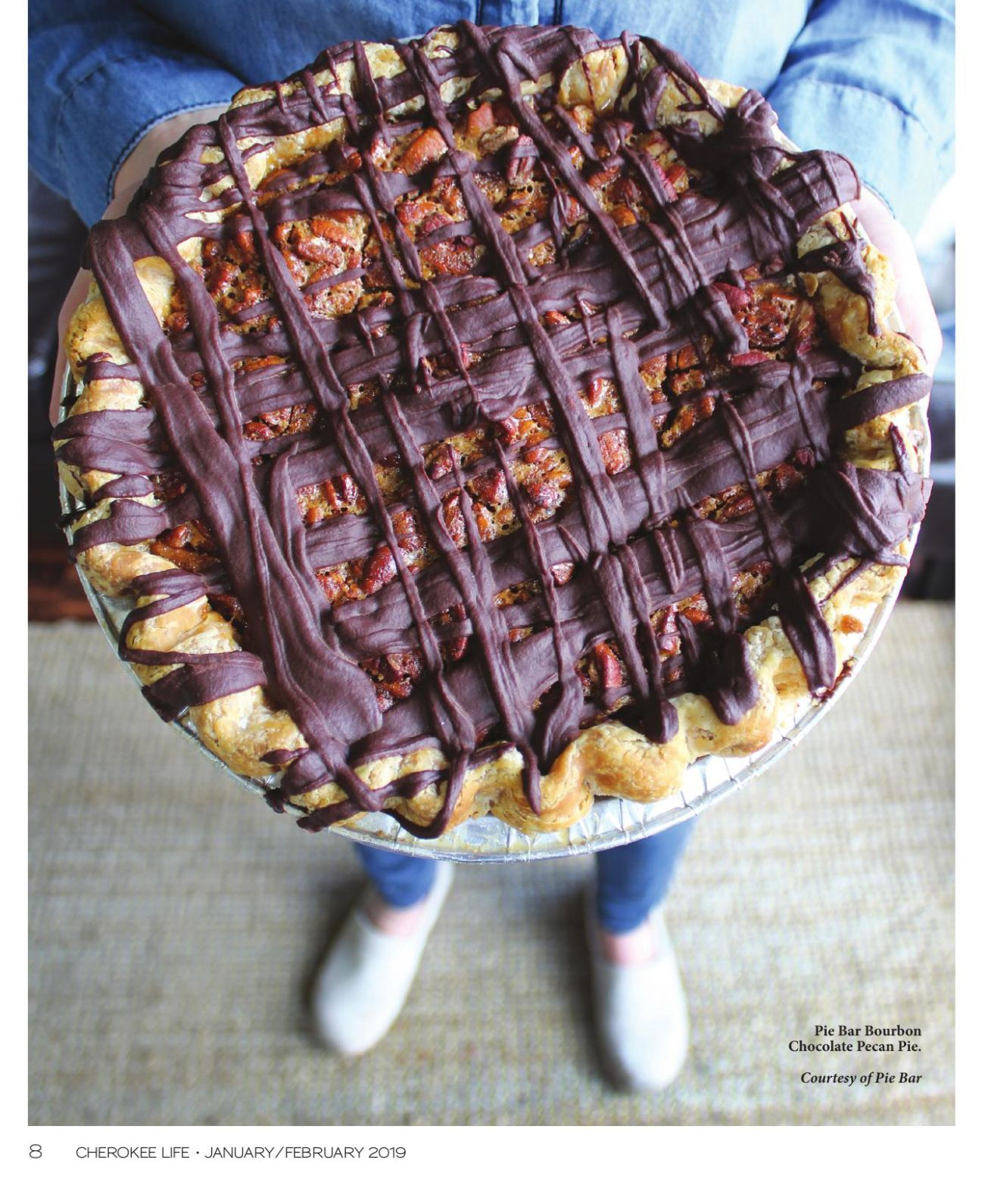 Created with care: Pie Bar