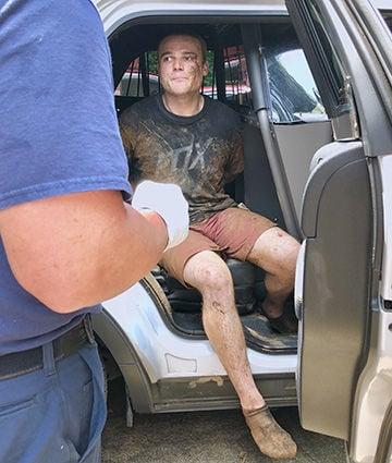 JCH arrest
