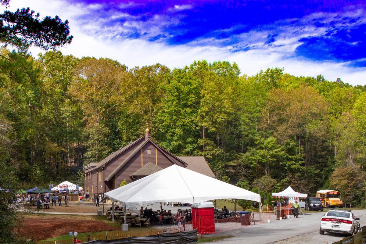 Woodstock International Food Festival 1