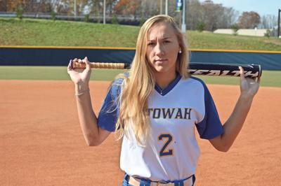 Softball Player of the Year: Wallace's bat leads Etowah's run to