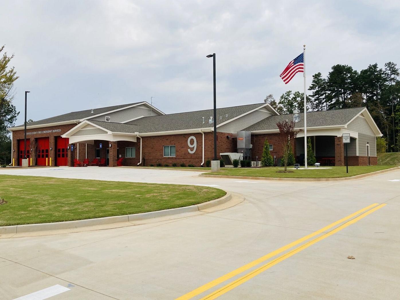 Fire station No. 9