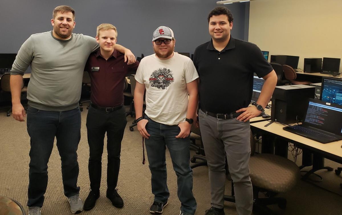 Chattahoochee Tech Cybersecurity Team