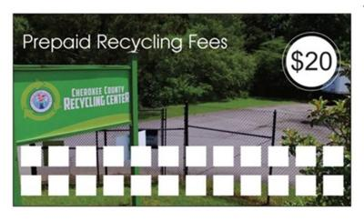 Blalock Recycling Center To Reopen With Changes Cherokee Ledger
