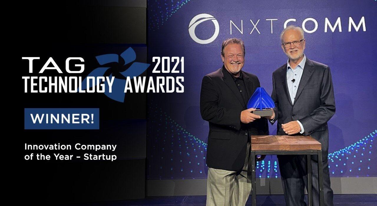 NXT Comm award