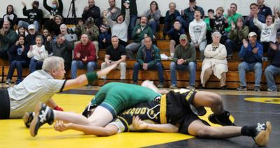 Backyard brawl: Creekview takes region dual from county rival Sequoyah