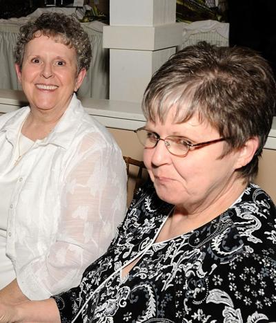 Martha and Susan  Causey