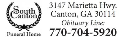 South Canton Funeral Home, Canton