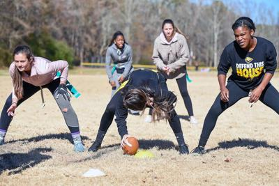 Gridiron girls: Growth of girls flag football seen firsthand in Cherokee County