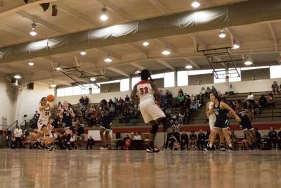 Clamping down: Defensive pressure helps Cherokee girls win sixth-straight