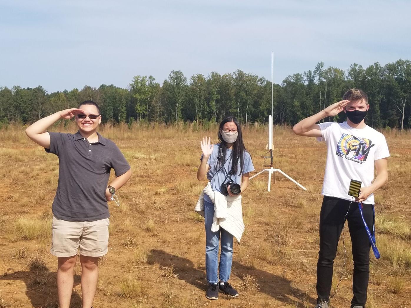 Creekview rocket team 3