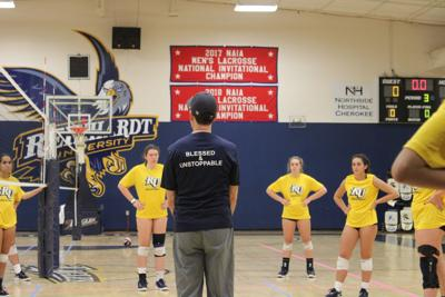 Mind games: How a Reinhardt coach used a mental approach to turn around a program