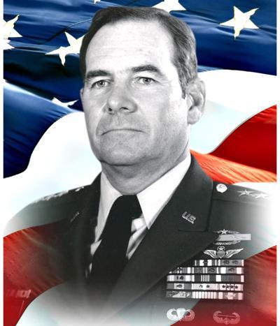 Lieutenant General John  Brandenburg