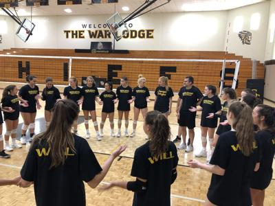 Starting fast: Sequoyah volleyball off to its best start since state championship season in 2014
