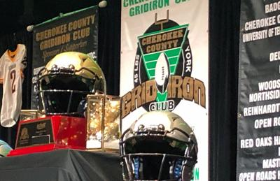 Cherokee County Gridiron Club celebrates 16th annual postseason banquet