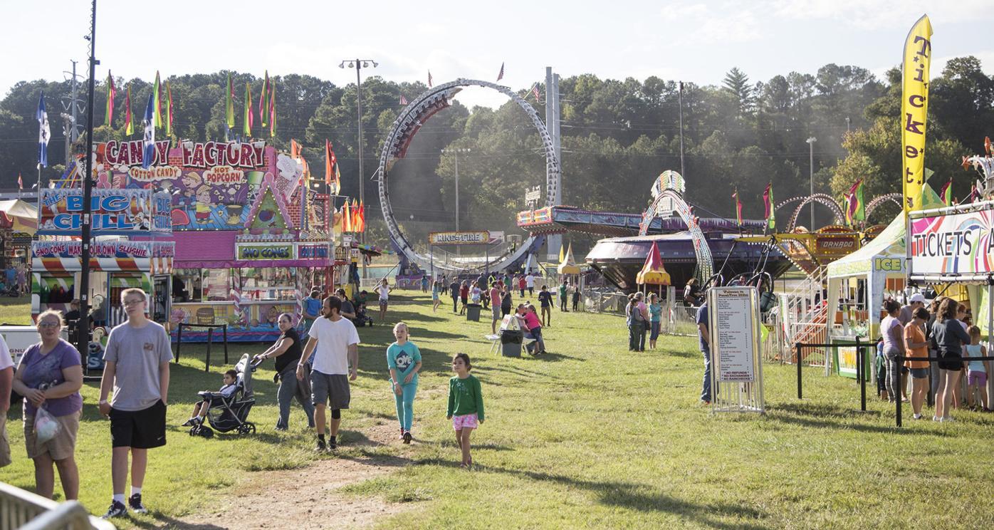 Cherokee Fair