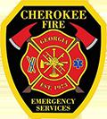 Cherokee fire logo