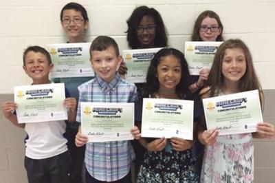 CCSD Minecraft challenge winners