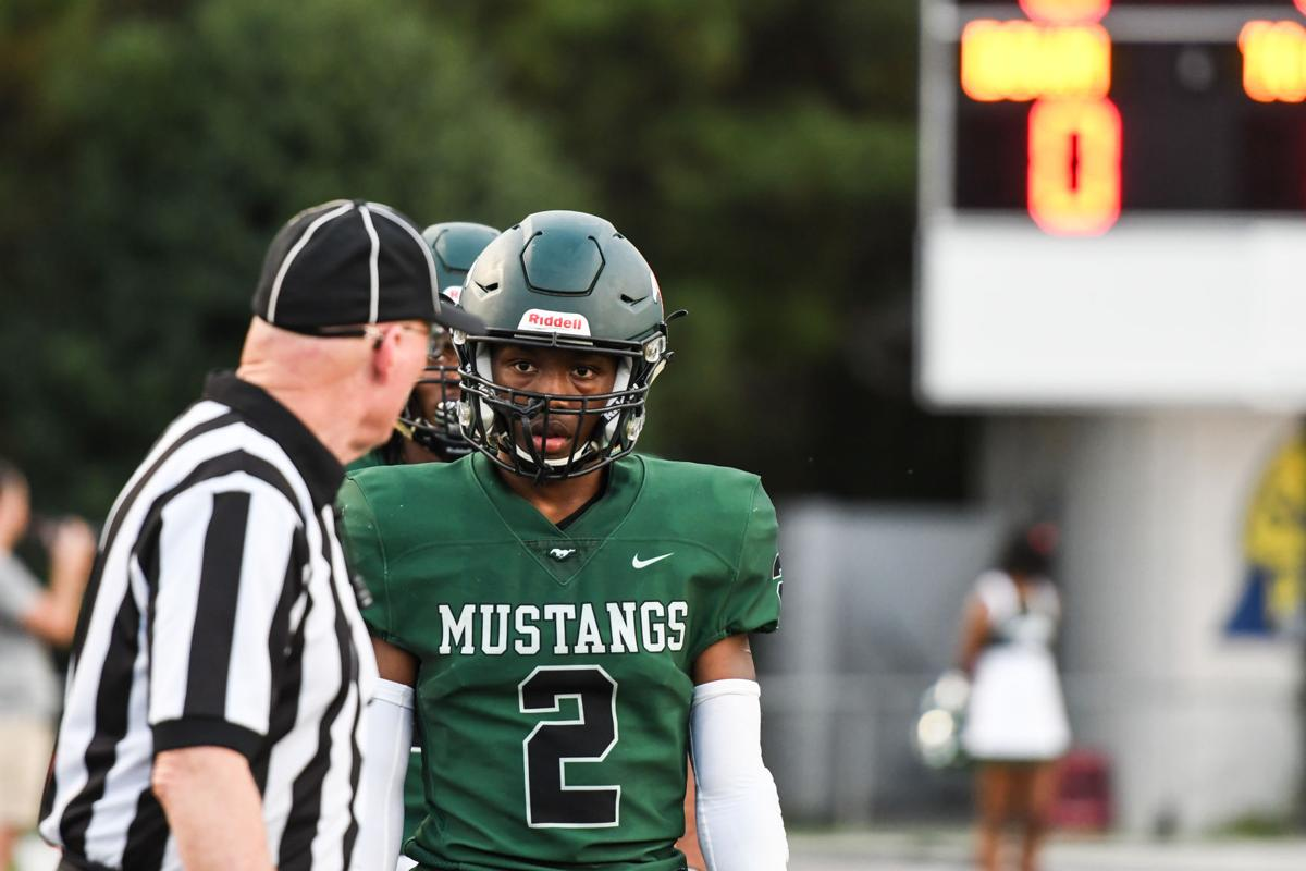 Kennesaw Mountain vs Cherokee Friday Night Football Action