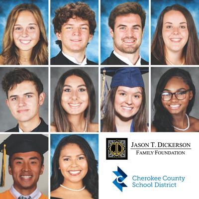 CCSD 2021 Dickerson Family Foundation Scholarships