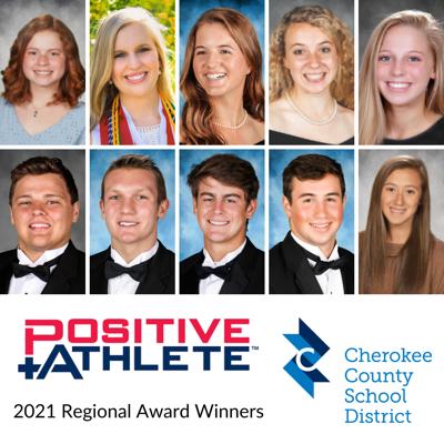 2021 Regional Award Winners