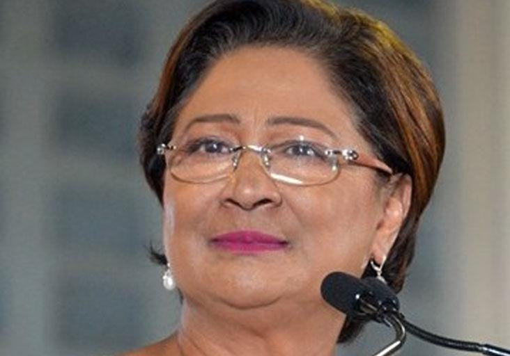 Citing Guyana, Kamla calls for International Election Observers