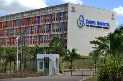 COUVA HOSPITAL