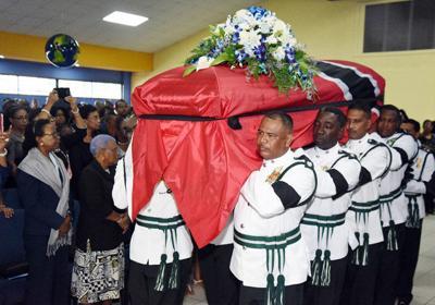 funeral Wayne Jackson