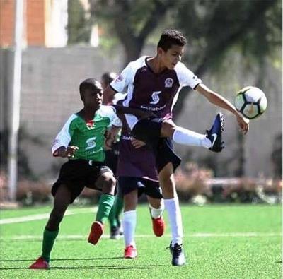 Jabloteh's Sweene doubles up against Central FC
