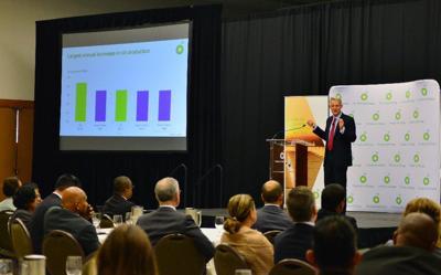 BP group chief economist Spencer Dale