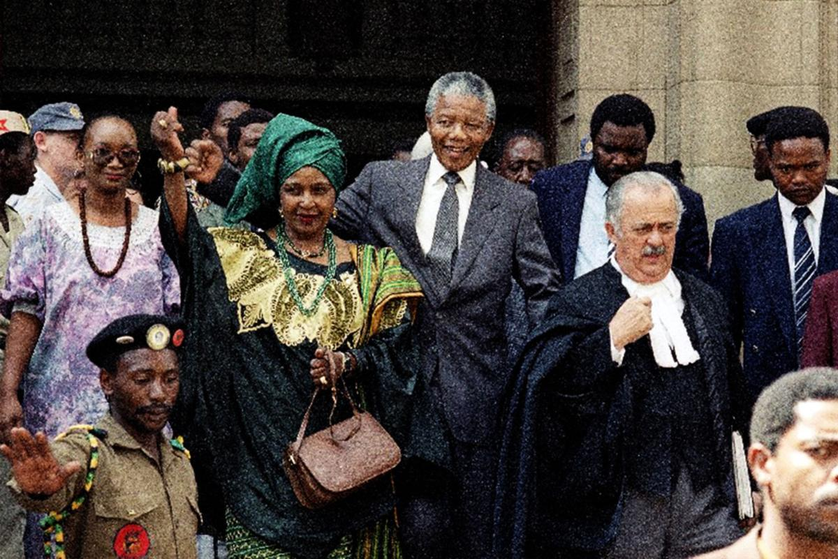Winnie Mandela dies at 81... | World News ...