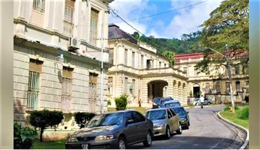 Church molester accused sent to St Ann's Hospital