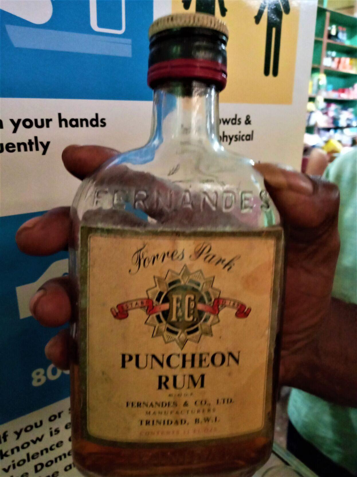 The Last Rum Shop Keeper